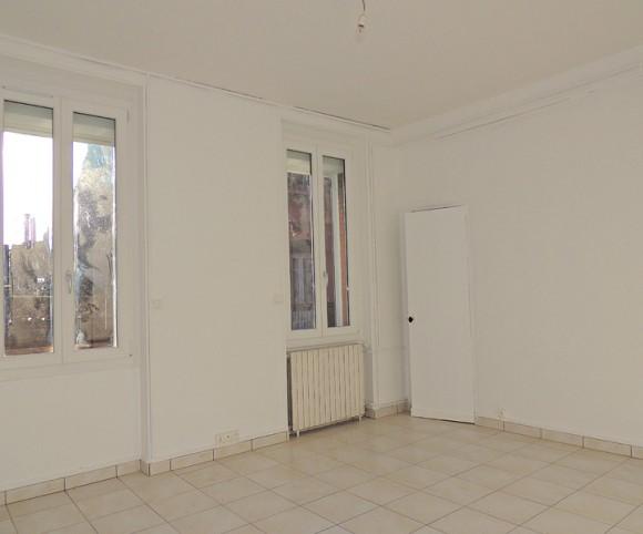 Salon après rénovation
