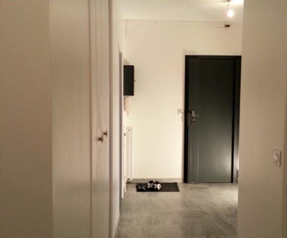 Hall d'entrée après rénovation