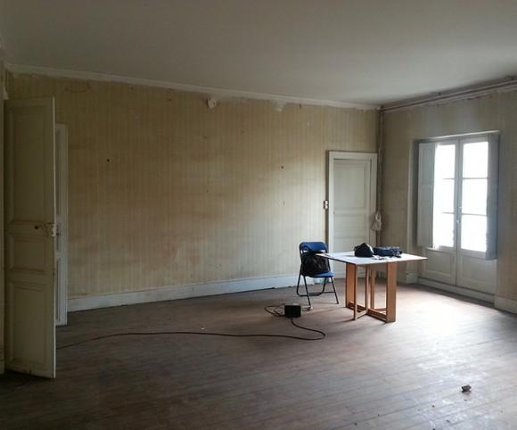 r novation de 2 appartements toulouse rue du languedoc appartement 1 gama renovation. Black Bedroom Furniture Sets. Home Design Ideas